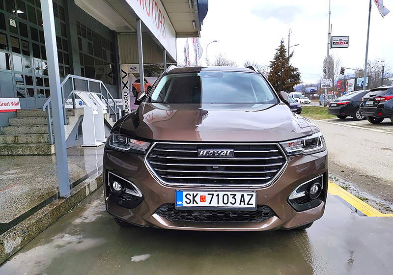 HAVAL H6 2WD